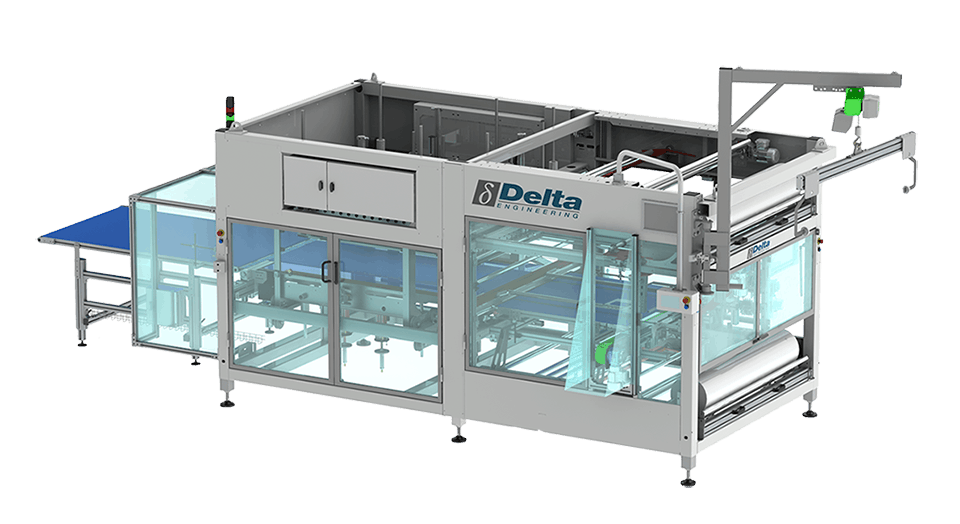 Delta Engineering DB122 Automatic Bagger Machine