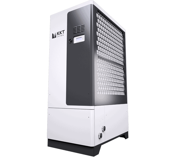 KKT Chillers Compact Line Water Chiller for Blow Moulding Machines