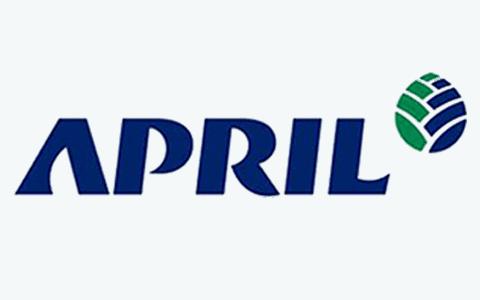 April Company Logo