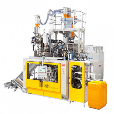 Bekum BA 34.2 Extrusion Blow Moulding Machine for Jerrycans