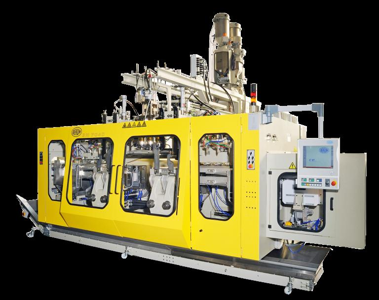 Bekum BM704D Extrusion Blow Moulding Machine
