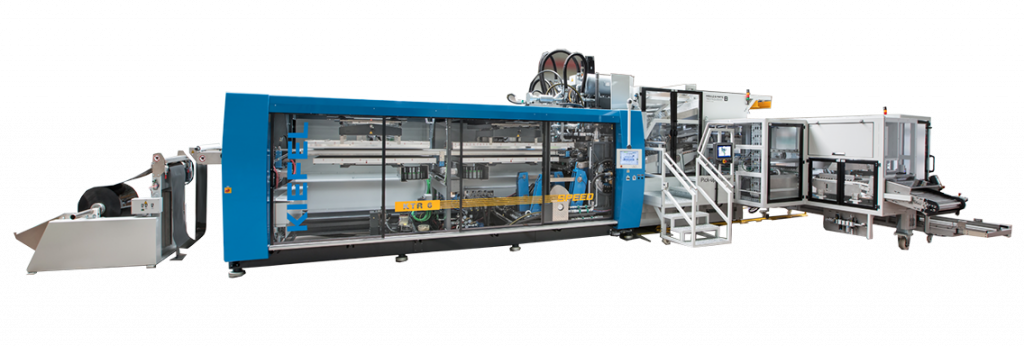 Kiefel KTR 6.1 Thermoforming Machine